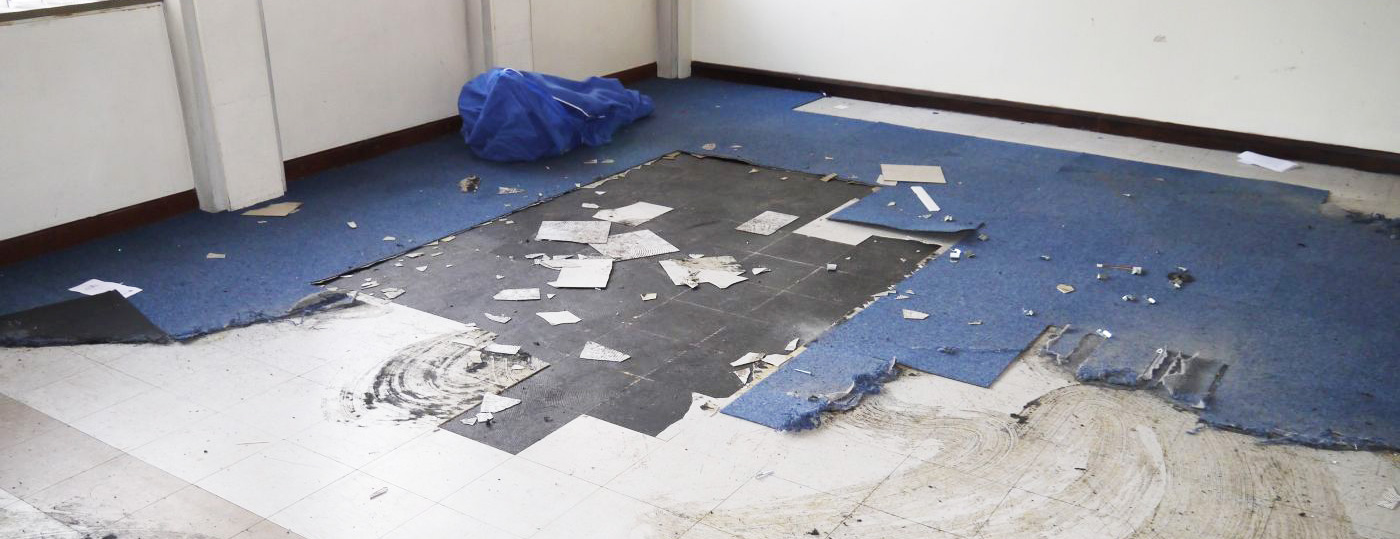 Asbestos Floor Tile Removal Asbestos Tile Testing Midlands - Percentage of asbestos in floor tiles