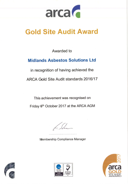 ARCA Gold Audit